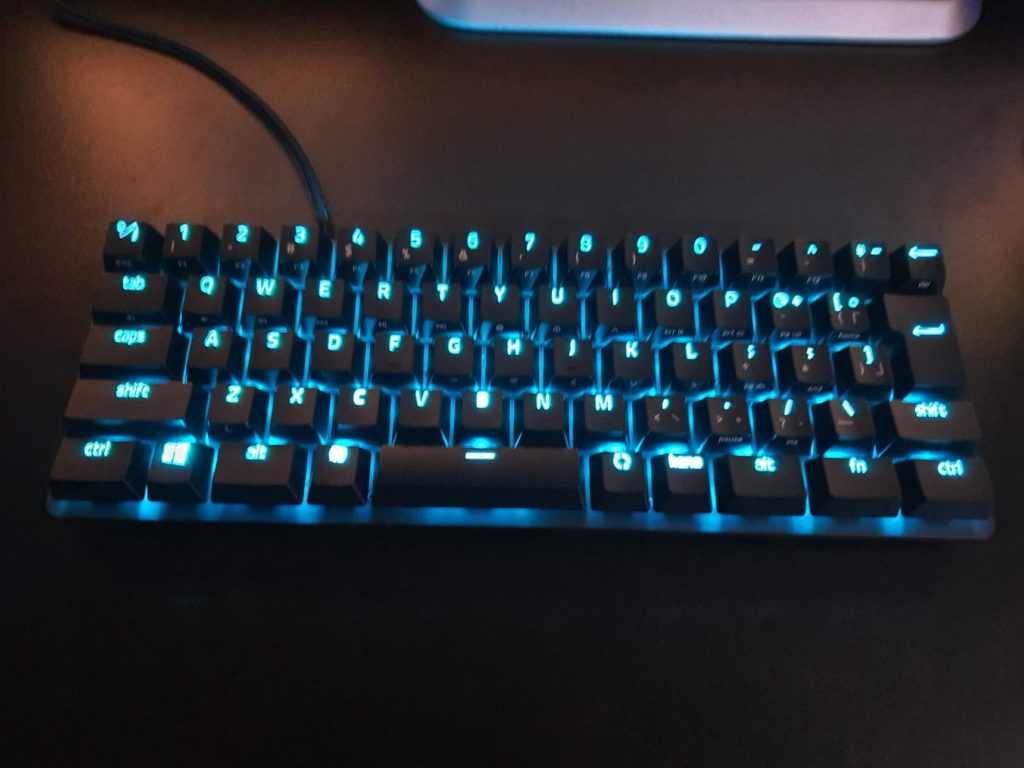 razer huntsman mini 日本語配列