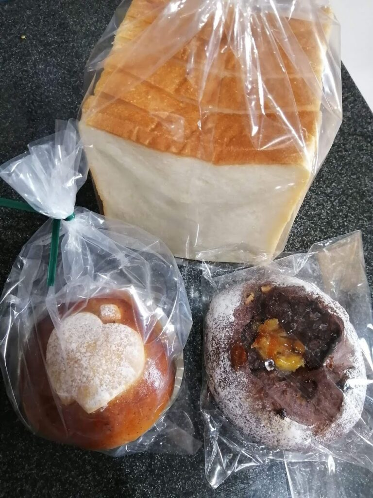 三橋の森 カフェ ボスケ パン