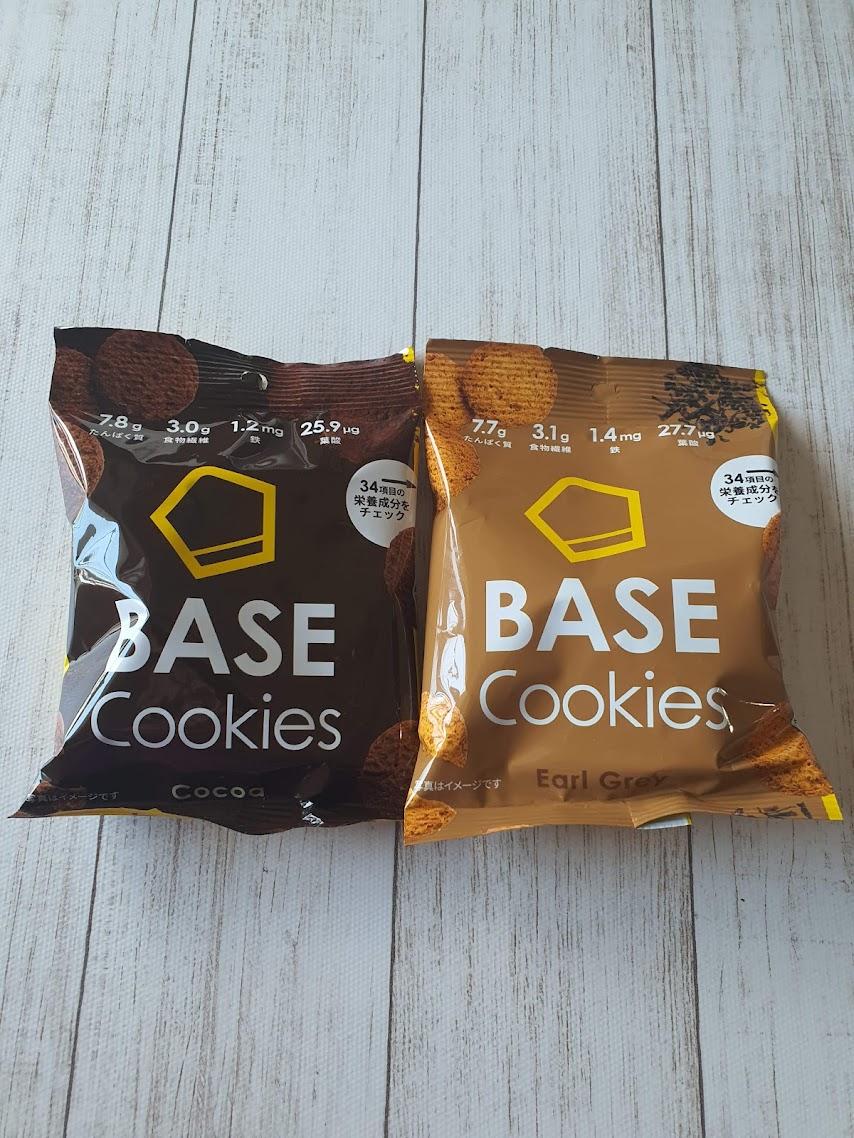 ベースクッキー